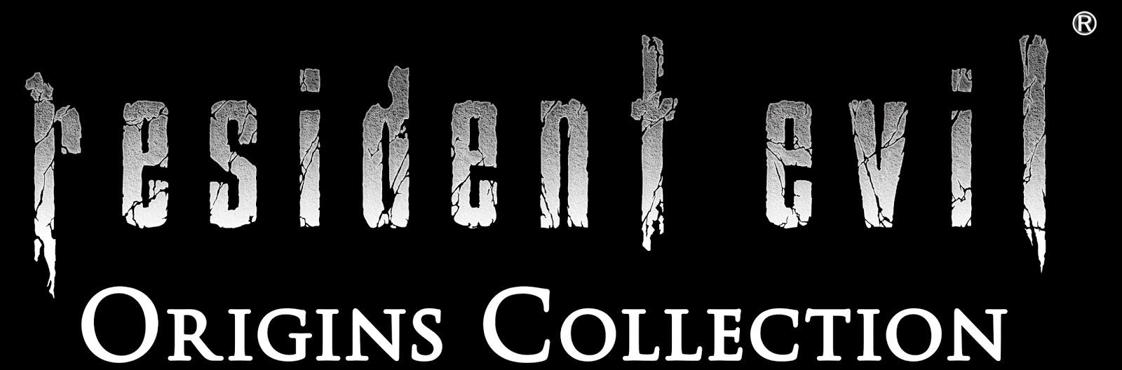 Resultado de imagem para Resident Evil Origins Collection logo png