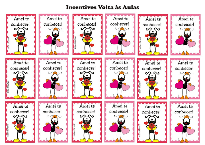 Fabuloso Incentivos Volta às Aulas Smiliguido | Ideia Criativa - Gi Barbosa  RX01