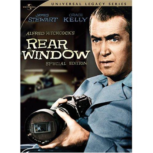 Exhale film review rear window 1954 for 1954 rear window