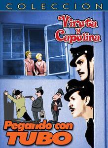 Viruta y Capulina: Pegando con Tubo (1961) DVDRip Latino