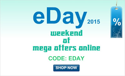 ONLY THIS WEEKEND - EDAY AT WWW.KIDSANDCHIC.COM -25% OFF