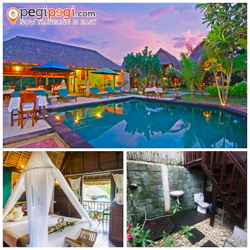 Hotel Murah Nanuks Bungalow Nusa Lembongan