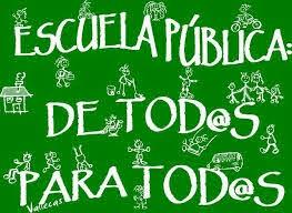 En defensa da escola pública