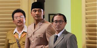 Film 'SOEKARNO' Mencapai Tahap Akhir Syuting