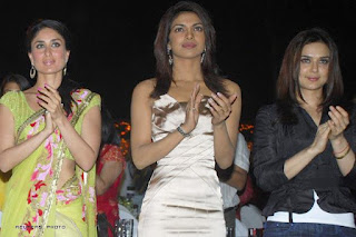 Preeti,Priyanka,Kareena