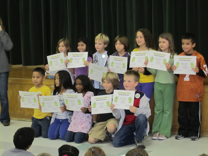 Second Grade Roar Kids
