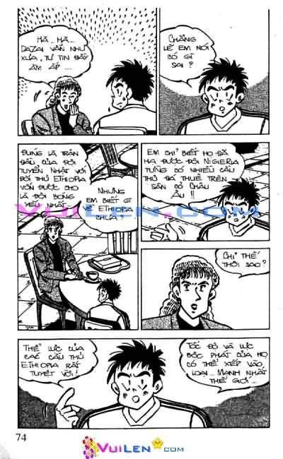 Jindodinho - Đường Dẫn Đến Khung Thành III Tập 63 page 74 Congtruyen24h
