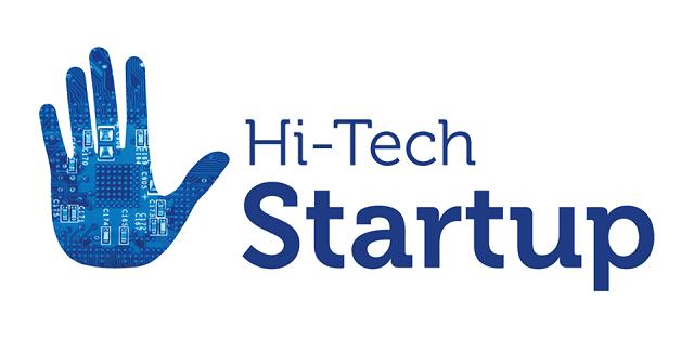 Logo konkursu Hi-Tech Startup