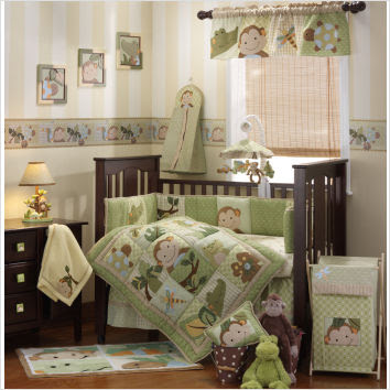 Baby Room Themes | Casual Cottage