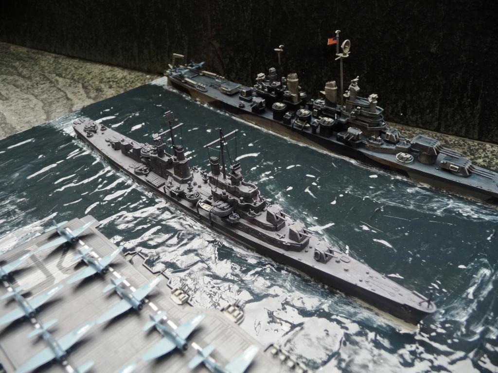 Erick Navas Modelismo Naval: USS Tucson CL-98