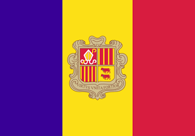 Download Andorra Flag Free