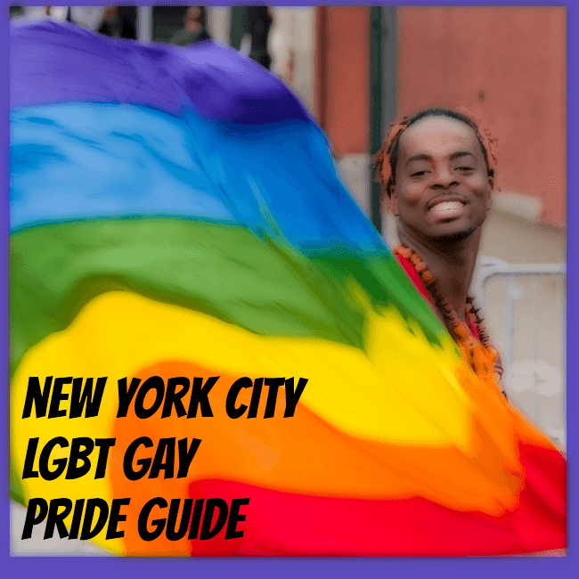 New York City Gay Pride Guide 2014