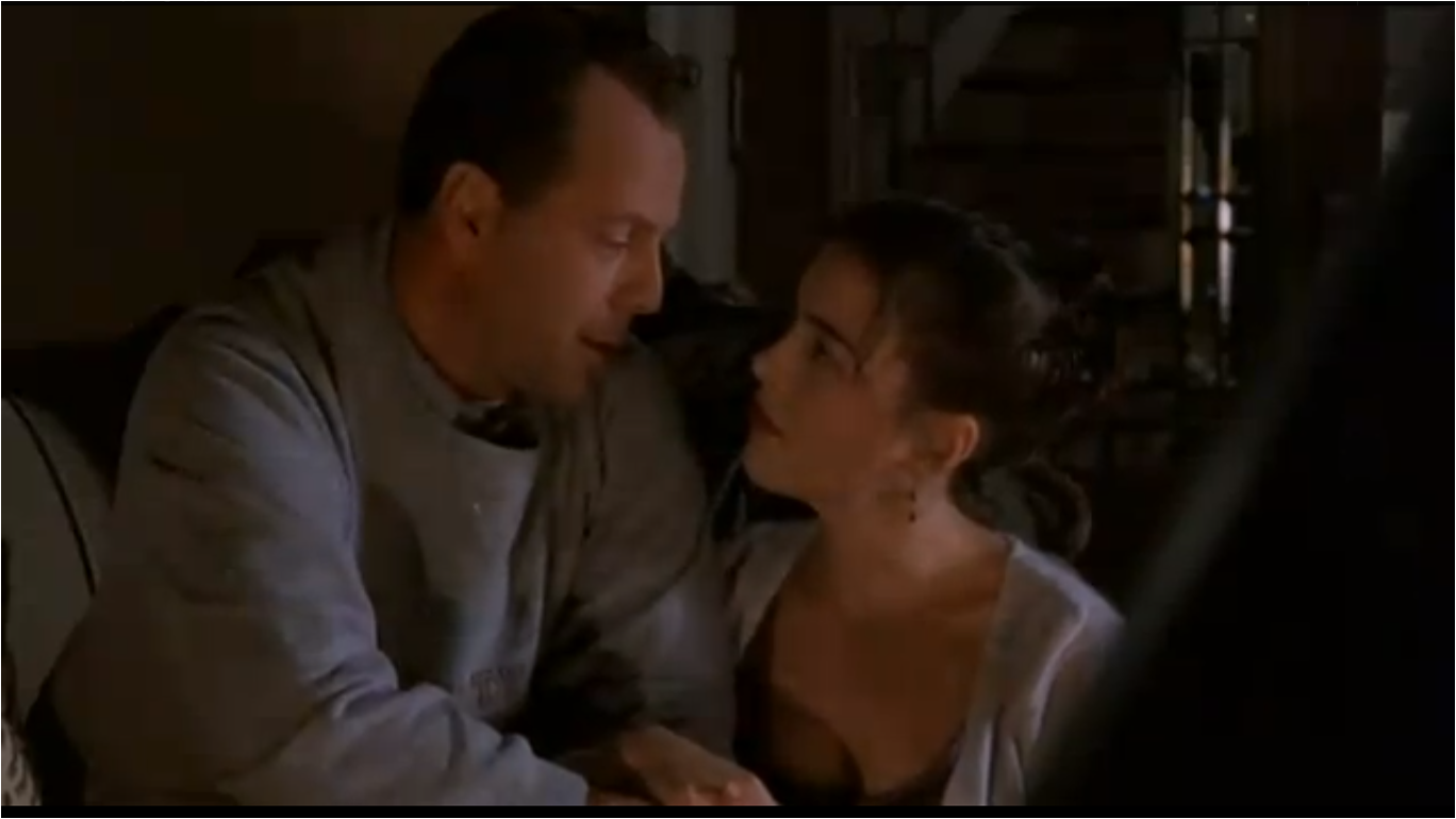 rebnatdanclo media blog the sixth sense opening sequence eye level close up shot increases the intimacy of the scene we feel we are witnessing a very affectionate moment