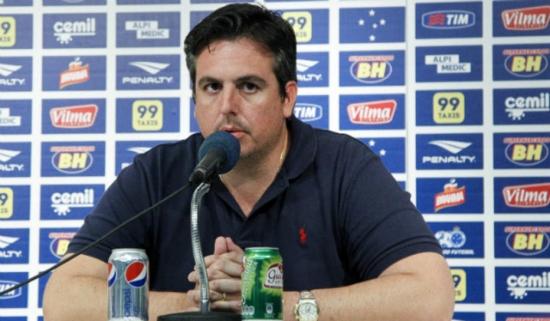 Bruno Vincintin quer colocar o Cruzeiro novamente no topo