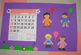 Calendário e Quantos somos