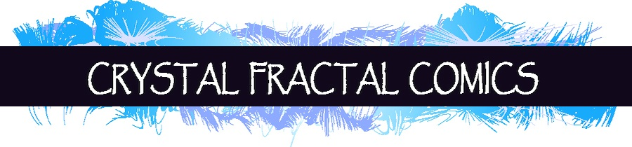 Crystal Fractal Comics