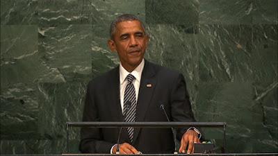 Pictured: Obama