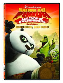 Ku Fu Panda DVD Giveaway
