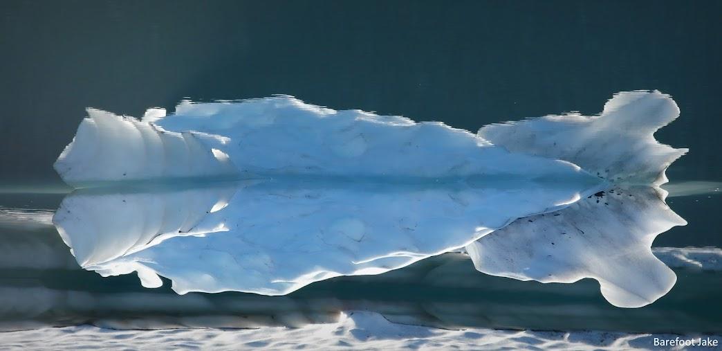 Pulitzer glacier