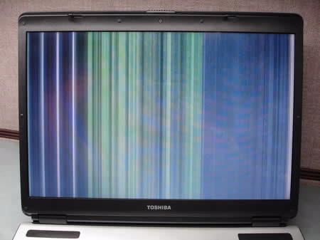 KUMPULAN MASALAH PADA LCD LAPTOP
