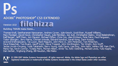 Adobe Photoshop CS3 FileHizza