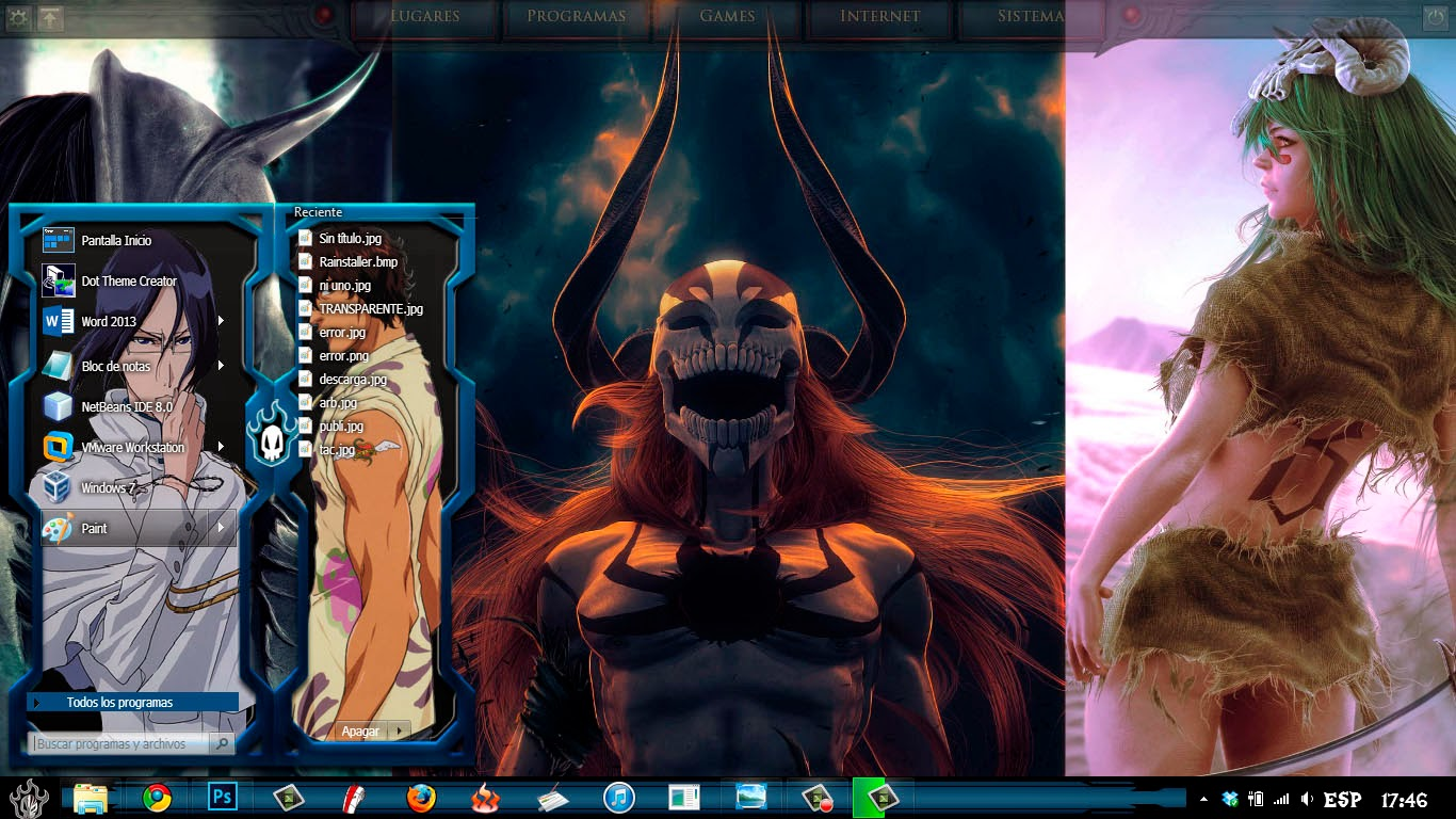 [ Theme Win 8 ] Bleach 2