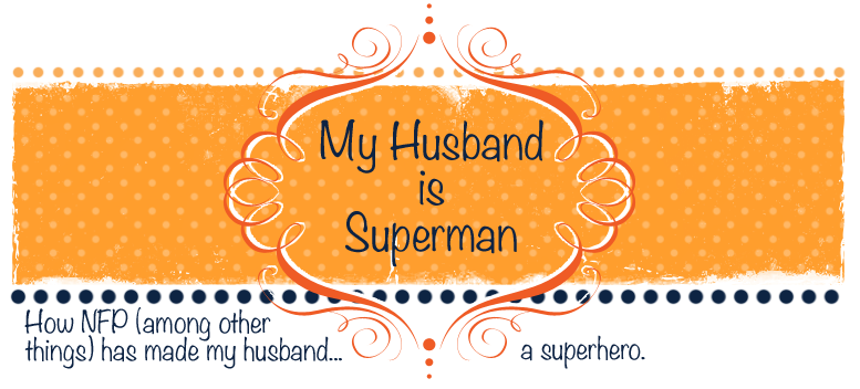 My Husband is Superman