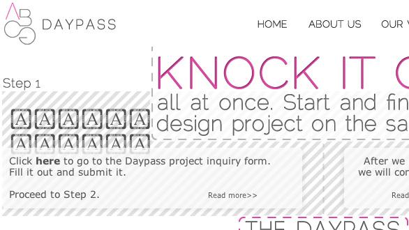 Baneneng: Online portfolio: Latest design news: Adobe ...