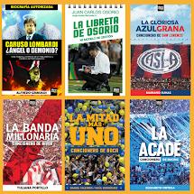 Próximos libros editados por LIBROFUTBOL.com