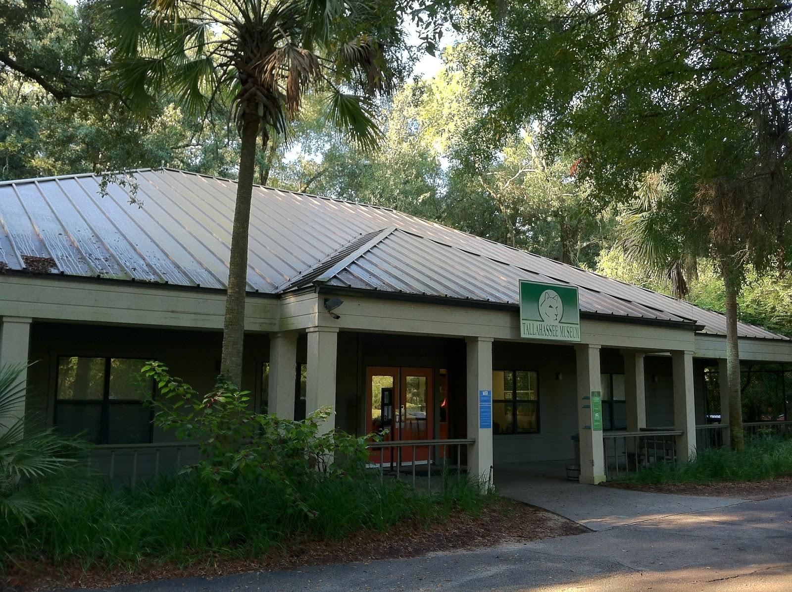 Museum Of Natural History Tallahassee Florida