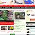 Share template blogspot đẹp để làm trang tin tức