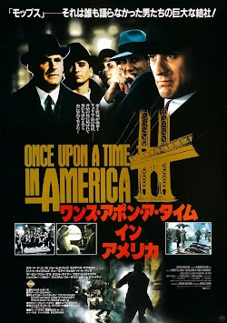 Kẻ Phản Bội Giấu Mặt - Once Upon A Time In America (1984) Poster