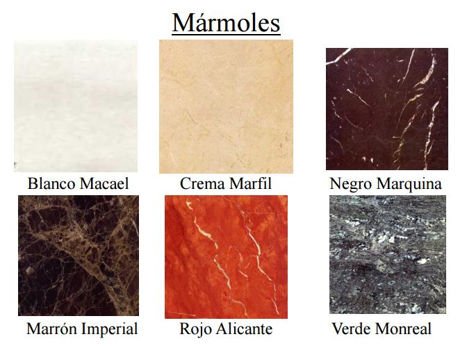 Materiales 2 experimentos con el oficio p gina 2 for Cual es el compuesto principal del marmol