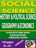 HISTORY POLITICAL SCIENCE GEOGRAPHY ECONOMICS