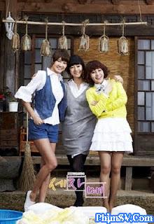 Ba Chị Em - Three Sister