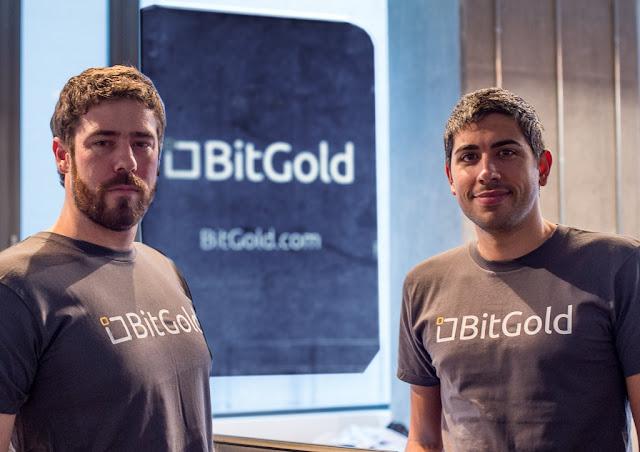 Creadores de Bitgold