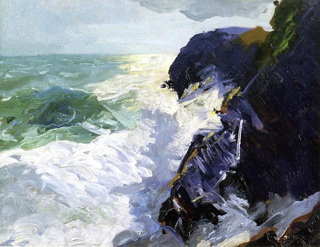 1913 Sun and Spray oil