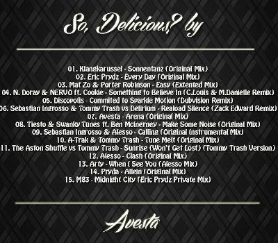 2013.01.04 - SO, DELICIOUS? BY AVESTA So+Delicious+by+Avesta