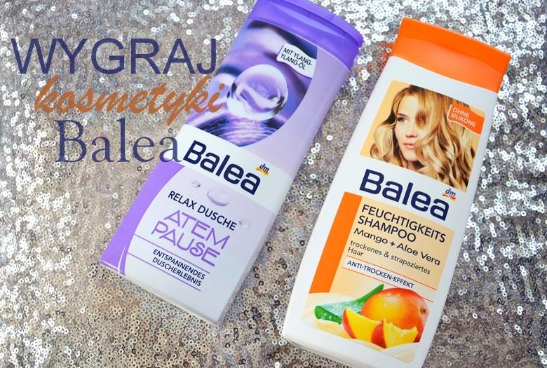 Wyniki konkursu z kosmetykami Balea