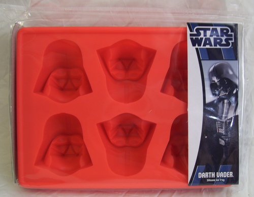 Darth Vader Ice Cube Tray