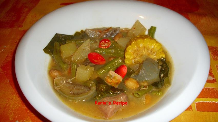 Resep Sayur Asam Cabe Rawit