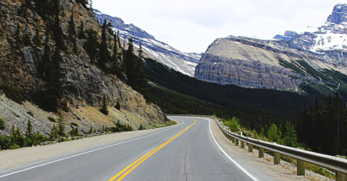 road trip alberta rocky mountains travel photography
