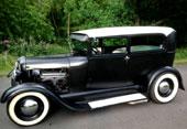 1929 Ford Sedan Hotrod
