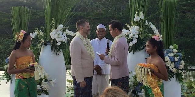 Pernikahan homo di Bali