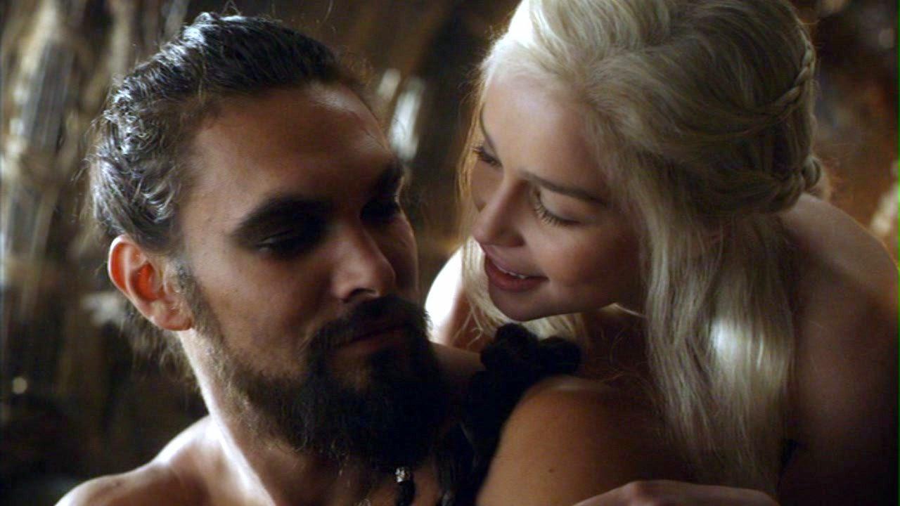 Juego de Tronos Khal Drogo y Daenerys Tropa Friki