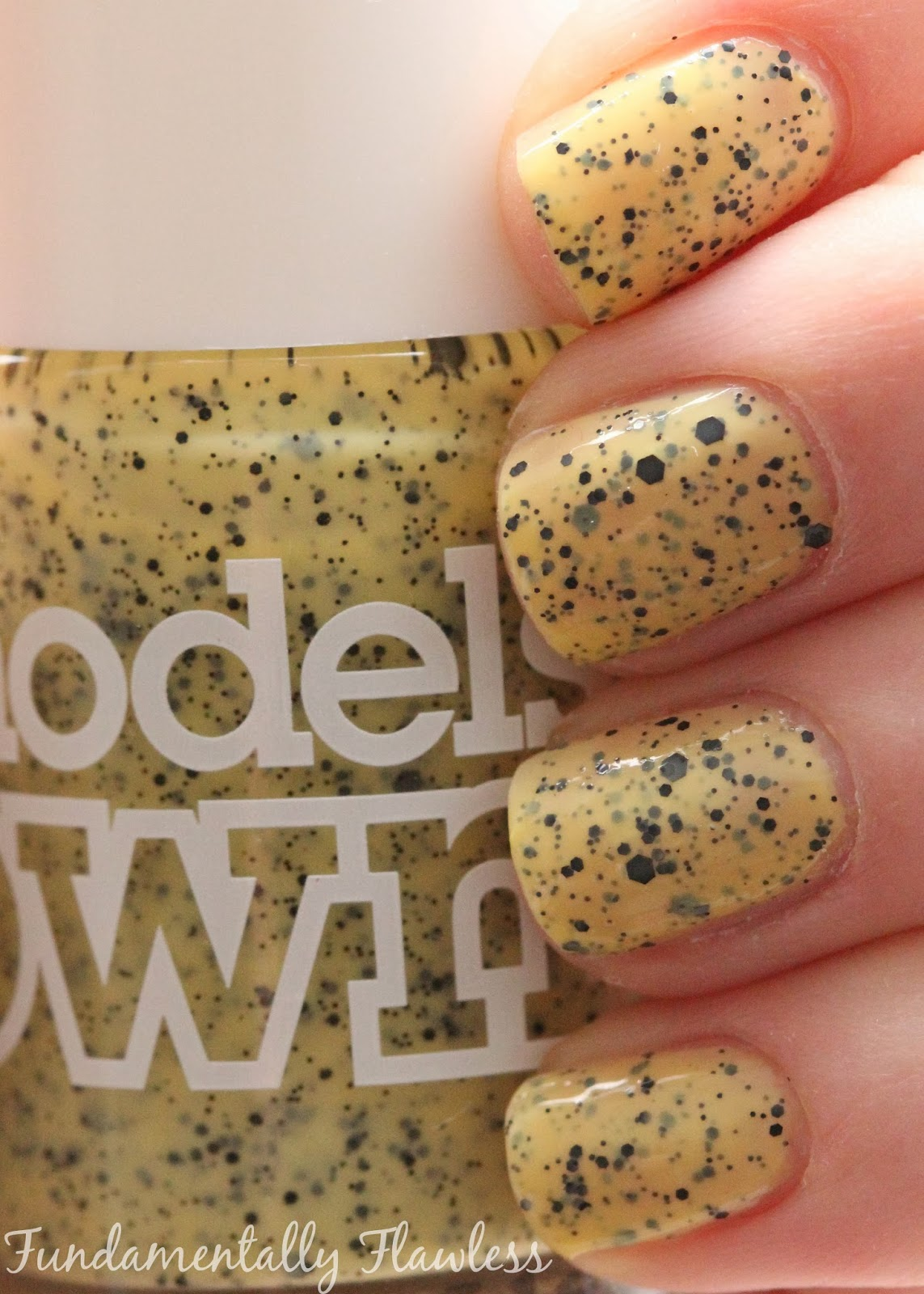 Models Own Speckled Eggs Collection Goose swatch