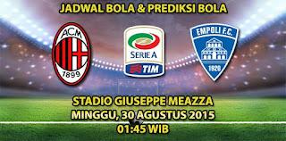 AC Milan vs Empoli