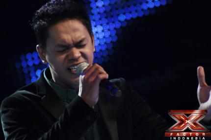 Agus Hafiluddin X Factor Indonesia