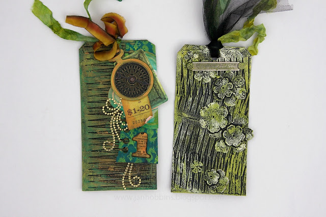 Tutorial - Sizzix Tapered Fringe Tags