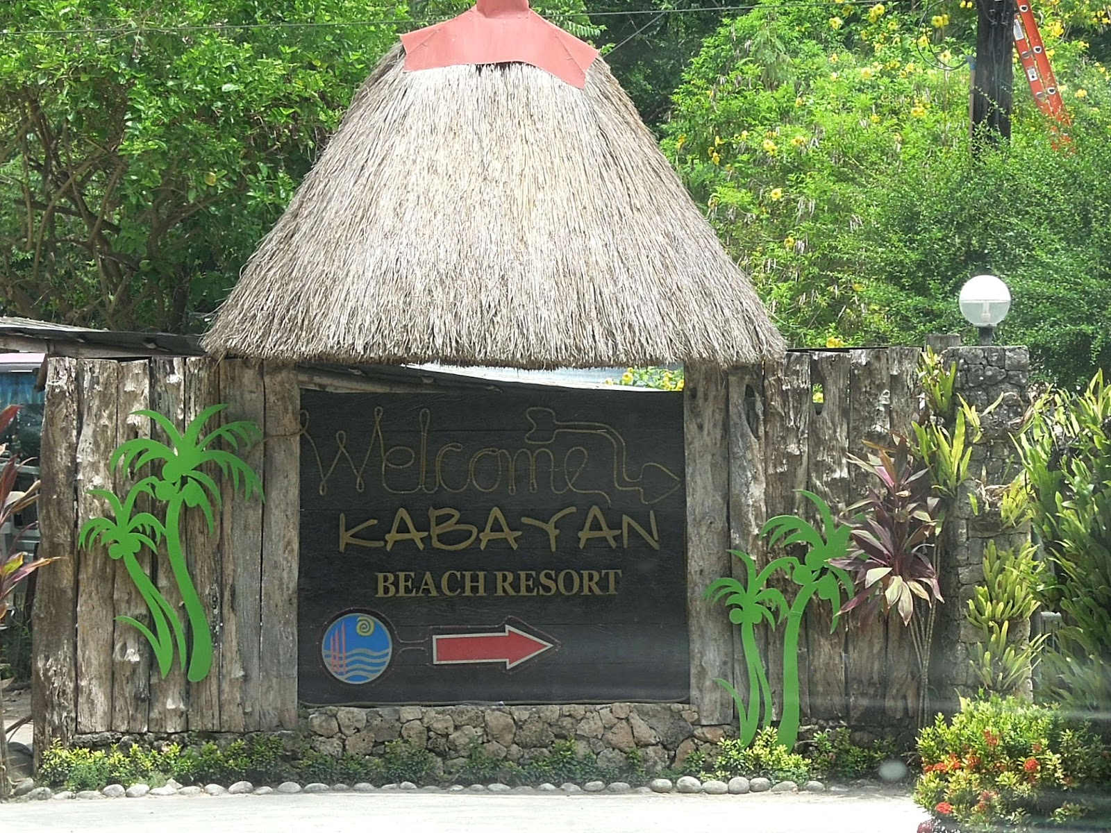Budget Biyahera A different side of Laiya Batangas Kabayan Resort